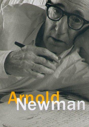 ARNOLD NEWMAN. Edition trilingue français-anglais-allemand