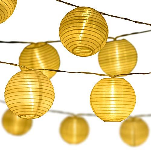 LED Guirnaldas de Luces Farolillos