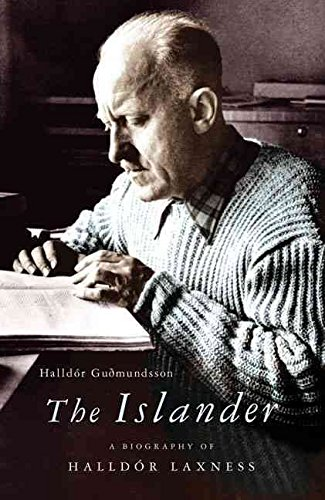 [The Islander: A Biography of Halldor Laxness] (By: Halldor Gudmundsson) [published: September, 2008]
