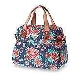 Kinder-Schulter-Tasche Basil Bloom 11 Ltr., indigoblau (1 Stück)