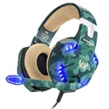 VersionTECH. PS4 Gaming Headset, Xbox 360 Headset, Over Ear Headphones Surround Stereo Gaming