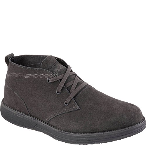 Skechers On The Go Kasual Chukka Boot Gris - Gris anthracite