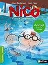 Nico : Comme une grenouille ! - adapté aux enfants DYS ou dyslexiques - Dès 7 ans par Ben Kemoun