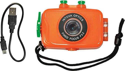Intova Kamera, orange