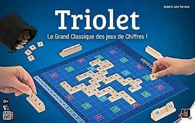 Gigamic - Triolet - Bois,Carton - GZFTR