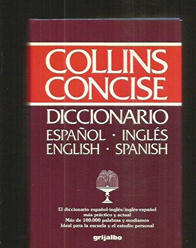 Diccionario Collins Español-Ingles. Concise