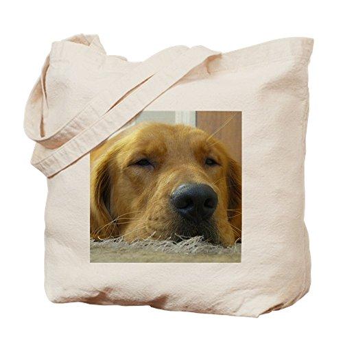 CafePress–DID I Eat der Teppich?–Leinwand Natur Tasche, Reinigungstuch Einkaufstasche, canvas, khaki, S (Strand-taschen-teppich)