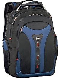 Wenger 600625 Pegasus MacBook Pro Rucksack mit iPad Tasche 15 Zoll blau/schwarz