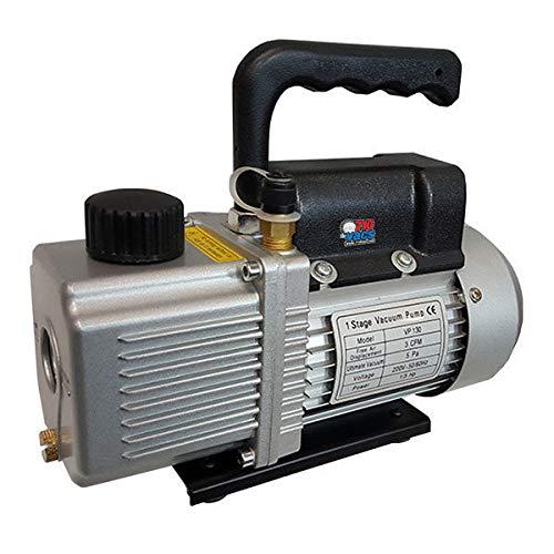 710 Vacs Vakuumpumpe, 1,8 CFM, drehbarer Flügel, 1-stufig, 1/4 PS, HVAC-Entgasung -