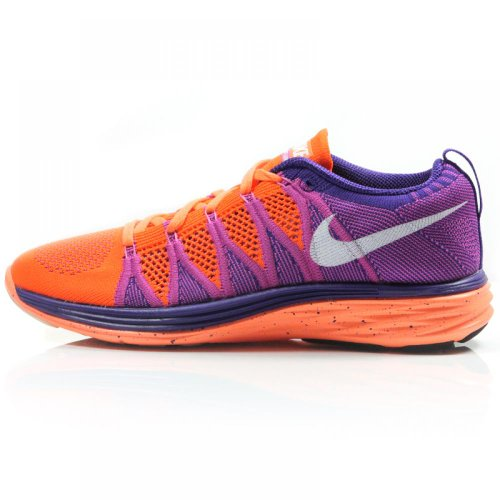 Nike620465 011 - Scarpe Running Uomo , (viola / arancio), 5.5