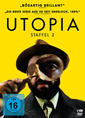 Utopia - Staffel 2 [2 DVDs]