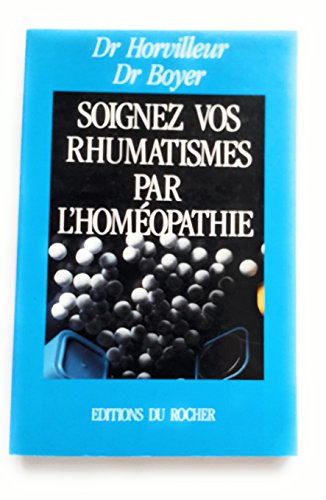Soignez vos rhumatismes par homéopathie