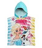 Eiskönigin Poncho Badeponcho Bademantel Frozen Disney