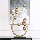 Dekoration Lotus Dekorationen Neoklassische Moderne Ideen Alloy Dekorationen Wohnzimmer Den Residenzen Vintage