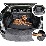 Fixcape Doggy Comfortable Combi SUV Protective Mat Dog Blanket Boot Liner Protective Blanket Car Boot Dog Side Protection Non-Slip