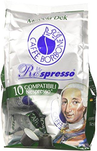 Borbone Caps Espresso Dek - 50 gr