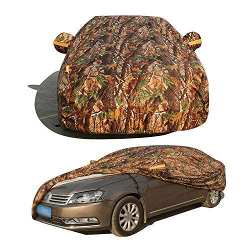 ASDFGHT Car Cover Telone Protezione della Neve Antigelo A Prova di Polvere Berlina SUV, 3 Colori, 20 Taglie (Color : B, Size : 460X180X168CM)