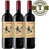 Produkt-Bild: Rotwein Spanien Tempranillo BIO 2015 trocken (3 x 0,75l) - VERSANDKOSTENFREI -
