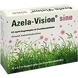 AZELA-Vision sine 0,5 mg/ml Augentr.i.Einzeldosis. 20X0,3 ml by OmniVision GmbH