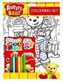Rupert Bear Pat Colouring & Sticker Set [Toy]