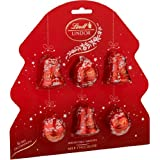 Lindt & Sprungli Lindor Tree Decorations, 120g (Pack of 2)