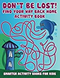 Best School Zone Kid Books - Don't Be Lost! Find Your Way Back Home Review