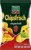 funny-frisch Chipsfrisch ungarisch, 12er Pack (12 x 50 g)