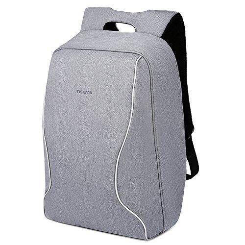 Kopack 17 Zoll Laptop Rucksack Stoßfest Anti-Diebstahl Reisetasche Leichtes Wandern Daypack ScanSmart TSA freundlich Wasserbeständig