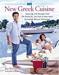 The New Greek Cuisine by Jim Botsacos (2006-10-10)