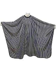 TSH Cape de Cheveux, Robe de Coupe de Cheveux de Salon Tissu de Capes de Coiffeur