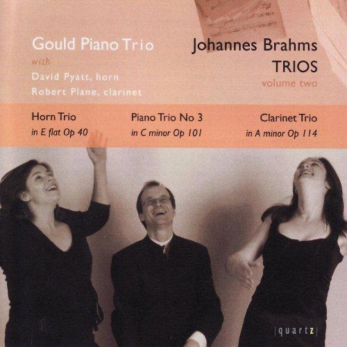 Trio in A Minor for Piano, Clarinet and Cello, Op. 114: Clarinet Trio (i) Allegro