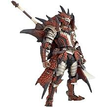 Monster Hunter: Revoltech Hunter Swordsman Laeus Series Series No.123 PVC figurine