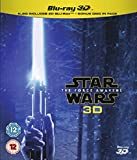 Star Wars The Force Awakens (Blu-ray 3D) [Region Free]
