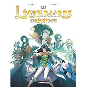 Telecharger Les Legendaires Origines Tome 2 Jadina
