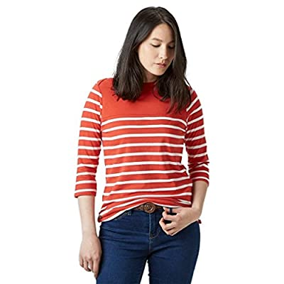 Regatta Womens/Ladies Preciosa Striped Half Length Sleeve T Shirt