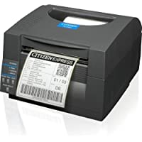 "Citizen CL-S521 4"" Direct Thermal Desktop Label Printer - Grey"