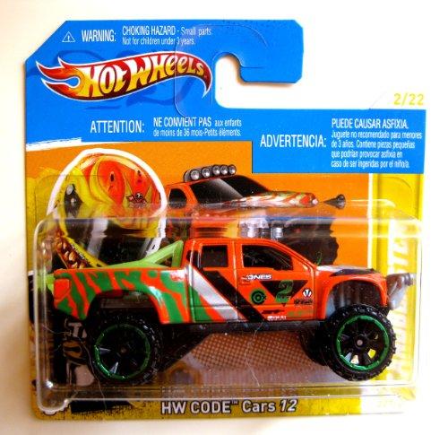 Hot Wheels Sandblaster orange Pick Up 1:64