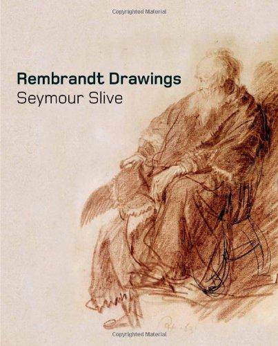 Rembrandt Drawings por Seymour Slive