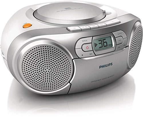 Philips Soundmaschine Radiorecorder mit CD - 2