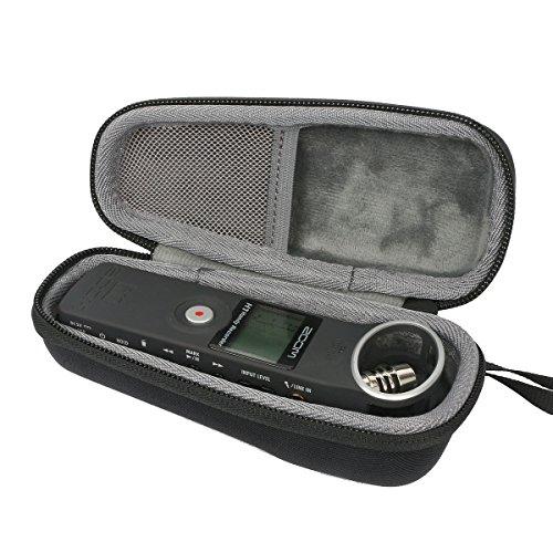 co2CREA Duro Viaggio Caso Custodia Copertina per Zoom H1 Handy Recorder