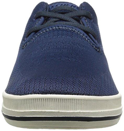 Skechers Definevolkan, Baskets Basses homme Bleu (Navy)