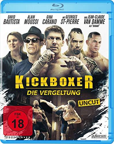 Kickboxer - Die Vergeltung - Uncut [Blu-ray] (Target-film Hard)
