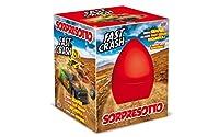 Quest'anno Pasqua è un appuntamento ancora più divertente con il Sorpresotto Fast Crash di Grandi Giochi! Il tradizionale uovo di Pasqua diventa un divertente contenitore ricco di sorprese dedicate ai bambini appassionati di queste velocissim...