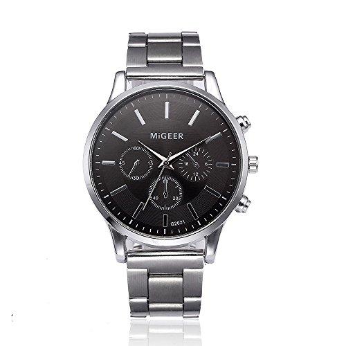 Uhren Damen Uhrenarmband Armbanduhr Wrist Watch Steel Armband Uhren Überwachung Watch Stahl Analoge Quarz Armbanduhr Uhr Uhrenarmband Uhren Armbanduhren Frauen Metallband Uhr,ABsoar