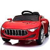 Elektrische Fahrt auf Auto-Fernbedienung Dreigang-Geschwindigkeitssteuerung Kinder Spielzeugauto Double Electric Double Drive + Fernbedienung Selbstfahrende + Swing