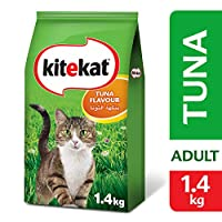 Kitekat Tuna Cat Food, 1.4 kg
