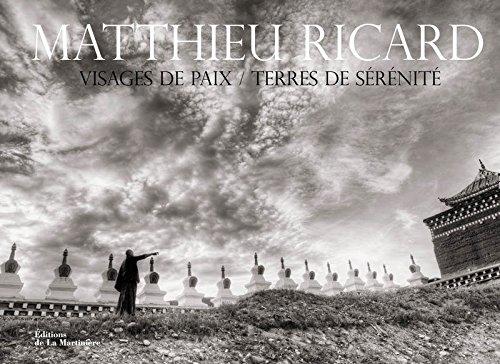 Visages de paix, Terres de sérénité par Matthieu Ricard