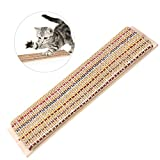 UEETEK Cat Scratcher, Cat Scratch Pad Sisal Toy,Wall Mounted Scratching Post,Furniture Protector Door Saver Corner Cat Scratch Cardboard