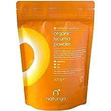Naturya Natürliches Lucuma Pulver, 1er Pack (1 x 300 g)