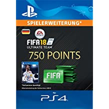 FIFA 18 Ultimate Team - 750 FIFA Points | PS4 Download Code - deutsches Konto